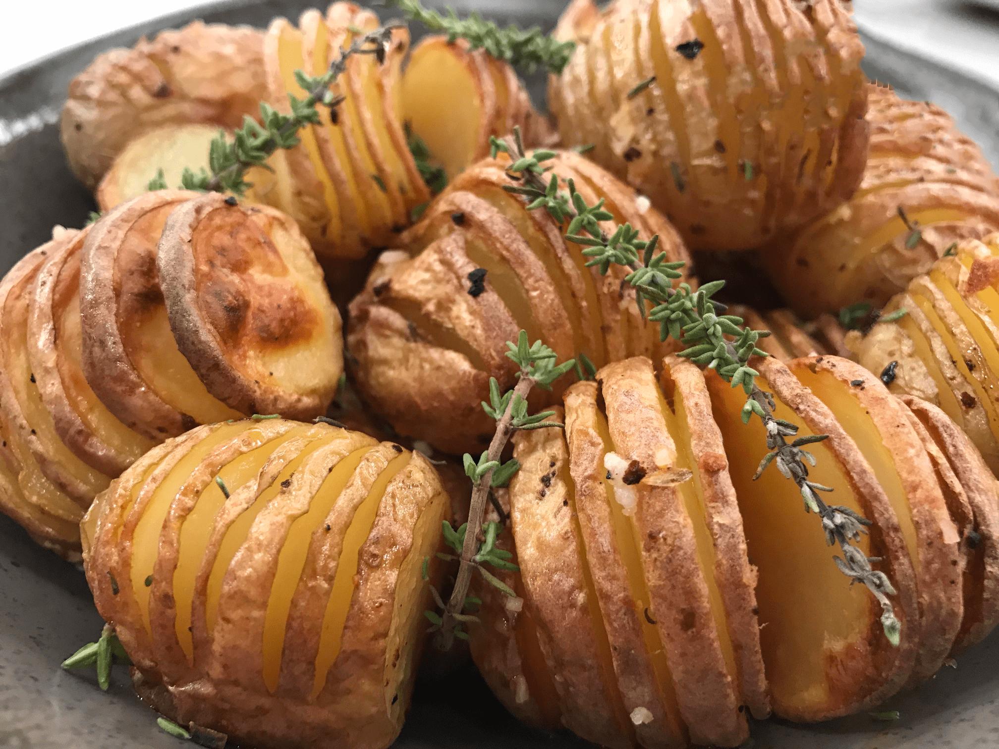 Πατάτες Ακορντεόν | Λάμπρος Βακιάρος