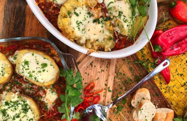 Μοσχαρίσια λουκάνικα με αυγό και λαχανικά