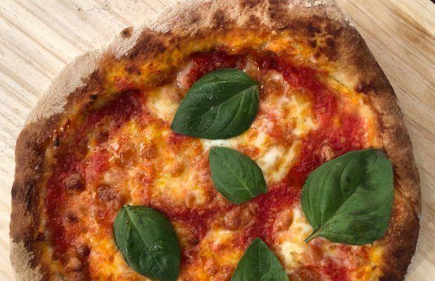 Ιταλική ζύμη με μοτσαρέλα