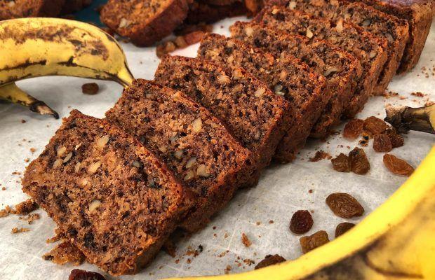 Banana Bread | Μπανανόψωμο | Lambros Vakiaros Λάμπρος Βακιαρος