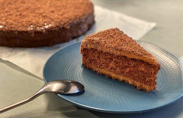 Σοκολατένιο New York Cheesecake