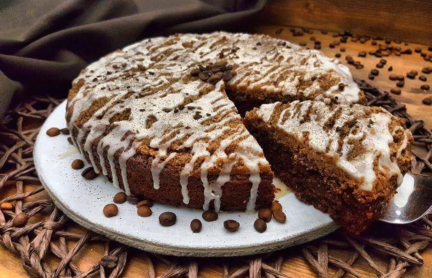 Κέικ καφέ   Λάμπρος Βακιάρος