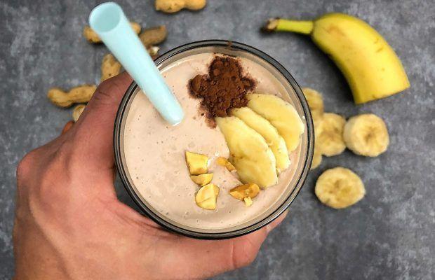 Μπανάνα Φιστικοβούτυρο | Λάμπρος Βακιάρος