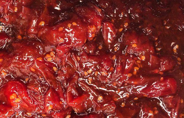 marmelada tomatas
