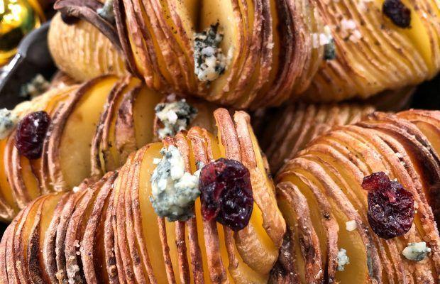 Πατάτες Hasselblack |  Λάμπρος Βακιάρος