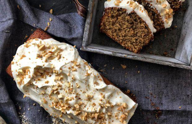 Κέικ Βρώμης με Αρωμα Τσουρεκιού | Λάμπρος Βακιάρος