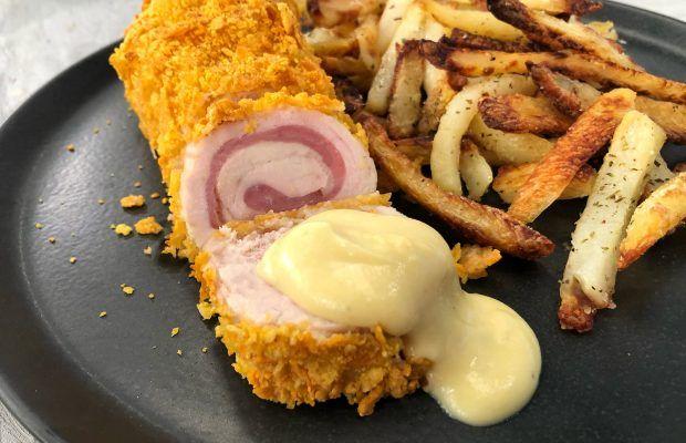 Κοτόπουλο Cordon Bleu Vakiaros