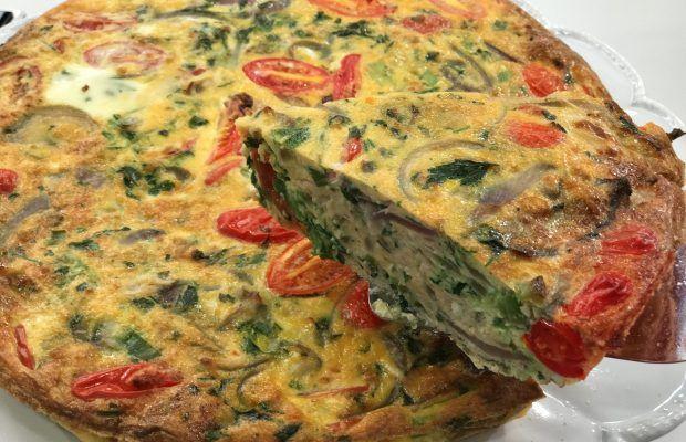 ομελέτα, αυγά, πρωινό