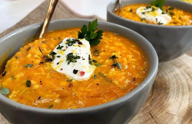 Κοτόσουπα με τραχανά | Λάμπρος Βακιάρος