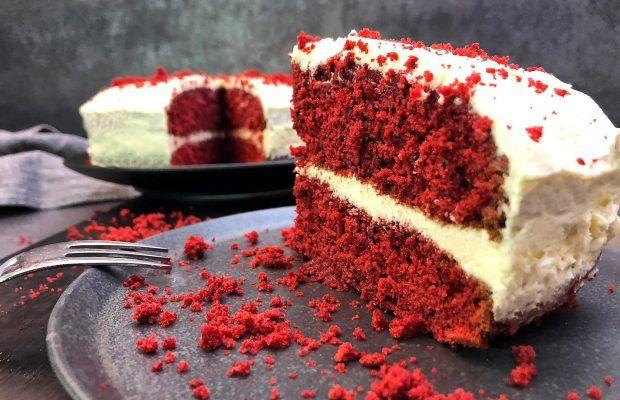 Κέικ Red Velvet   Λάμπρος Βακιάρος