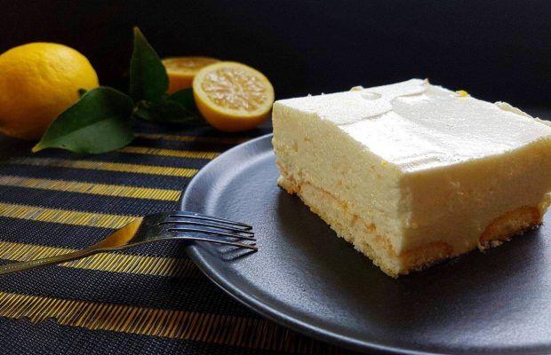 Ελαφρύ γλυκό με λεμόνι | Λάμπρος Βακιάρος